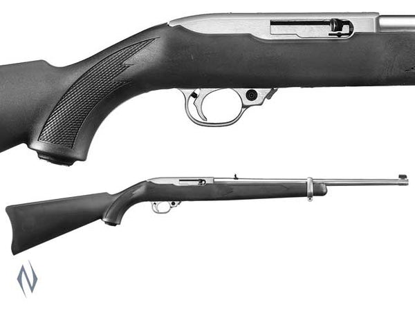 RUGER 10/22 SYNTHETIC STAINLESS - SKU: 10/22RPFSS a  from RUGER sold by the best firearms store in Australia - Safari Firearms