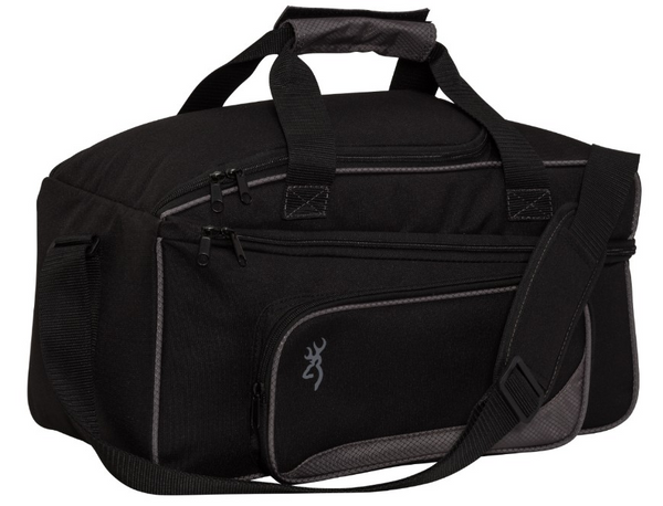 Browning Flash Range Bag Grey - SKU: 121062691, 100-200, Amazon, backpacks-tactical-bags, browning, ebay, Shooting-Gear