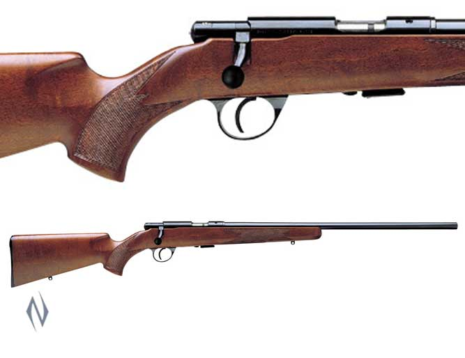 ANSCHUTZ 1710 DHB CLASSIC 22LR HEAVY BARREL 5 SHOT - SKU: 1710DHB, 2000-5000, anschutz, bolt-action-rifles, Firearms, Rifles