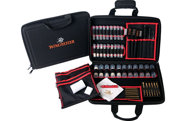 Winchester 68Pc Universal Gun Cleaning Kit - SKU: 363127, 100-200, cleaning-kits, ebay, Gun-Cleaning, Shooting-Gear, winchester