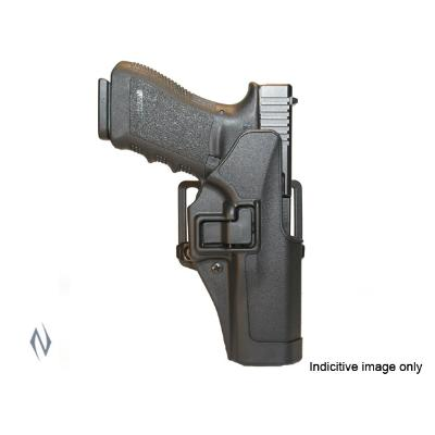 BLACKHAWK SERPA CQC HOLSTER BLACK MATT GLOCK 17/22/31 RH - SKU: 410500BK-R, blackhawk, ebay, holsters, Shooting-Gear, under-50
