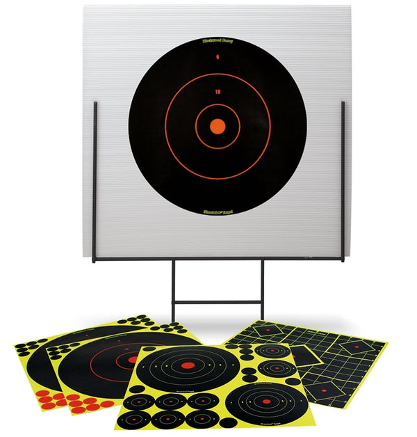 BIRCHWOOD CASEY Portable 18INx18IN Range & Target Kit - SKU: BW46101, Amazon, birchwood-casey, ebay, paper-targets, Shooting-Gear, Targets-Target-Holders, under-50