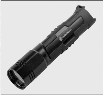SMITH & WESSON - Galaxy Pro Flashlight - SKU: SWTSW4AACR