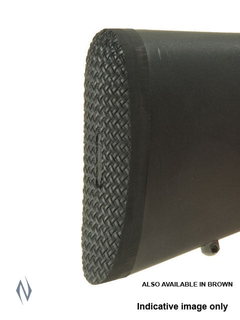 PACHMAYR PRESENTATION RIFLE PAD 00704 MEDIUM BLACK .4 INCH - SKU: 500BM4BL a  from PACHMAYR sold by the best firearms store in Australia - Safari Firearms