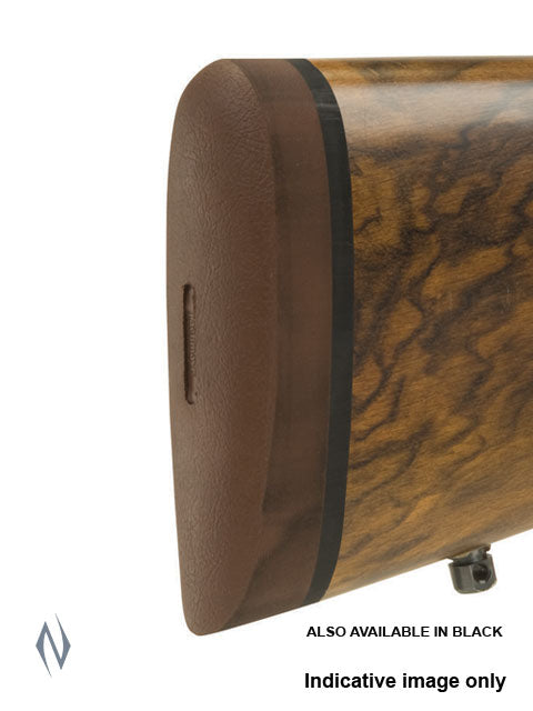 PACHMAYR OLD ENGLISH PAD 01619 MEDIUM BROWN .8 INCH - SKU: 752BM8LBN a  from PACHMAYR sold by the best firearms store in Australia - Safari Firearms