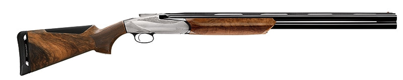BENELLI 828U SILVER 30INCH MC 12GA - SKU: BEN828USILVER30MC, 5000-10000, benelli, Firearms, over-under-shotguns, Shotguns
