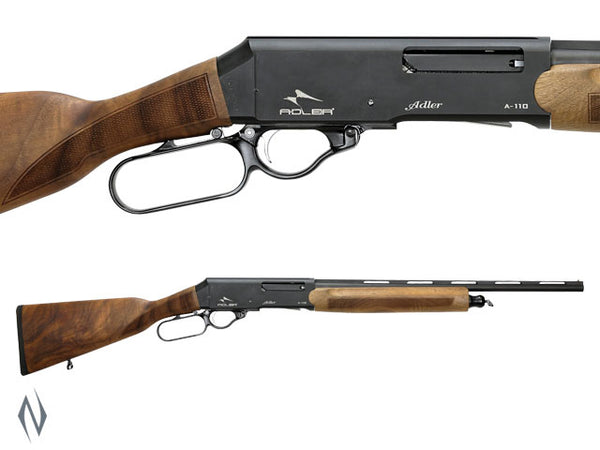 ADLER A110 .410 LEVER ACTION SHOTGUN WOOD 20 INCH MODIFIED - SKU: A110410 a  from ADLER sold by the best firearms store in Australia - Safari Firearms