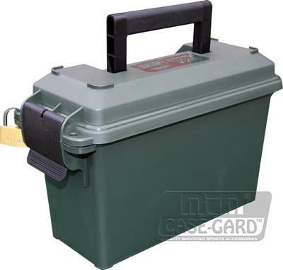 MTM - Ammo Can 30cal Tall - SKU: AC30T-11, ammo-cans-dry-boxes, ebay, mtm, Shooting-Gear, under-50