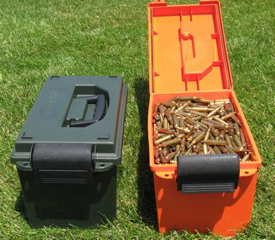MTM - AMMO CAN FOR BULK AMMO ORANGE - SKU: AC35, ammo-cans-dry-boxes, ebay, mtm, Shooting-Gear, under-50