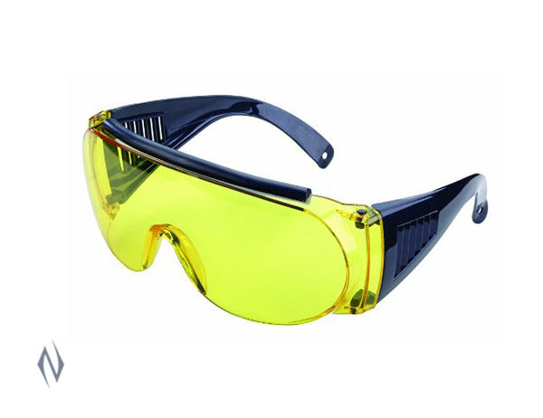 ALLEN FIT OVER YELLOW SHOOTING GLASSES - SKU: AL2170