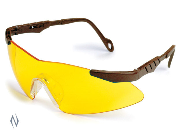 ALLEN RANGEMASTER SHOOTING GLASSES YELLOW LENS - SKU: AL2272, allen, Allen Amazon, ebay, Shooting-Gear, shooting-glasses, under-50