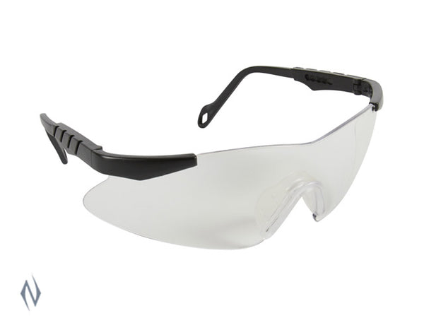 ALLEN REACTION SHOOTING GLASSES CLEAR LENS - SKU: AL22773