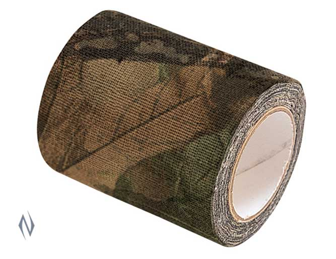 ALLEN CAMO TAPE MOSSY OAK BREAK-UP 120 INCH X 2 INCH - SKU: AL23, allen, camo-tapes-paints, ebay, Hunting-Gear, under-50