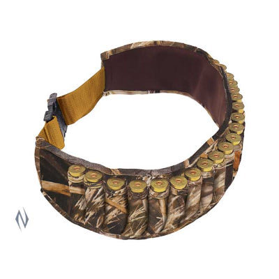 ALLEN 12G NEOPRENE (25) AMMO BELT, ADJ TO 58 inch - SKU: AL2525, 50-100, allen, ammo-magazine-pouches, ebay, Shooting-Gear