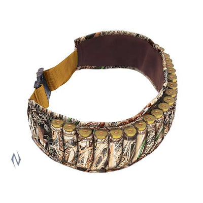 ALLEN 12G NEOPRENE (25) AMMO BELT DUCK BLIND, ADJ TO 58 inch - SKU: AL2528, 50-100, allen, ammo-magazine-pouches, ebay, Shooting-Gear