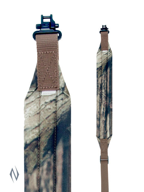 ALLEN STANDARD ENDURA CAMO 1 INCH RIFLE SLING + SWIVELS - SKU: AL83004, allen, ebay, Shooting-Gear, slings-sling-swivels, under-50