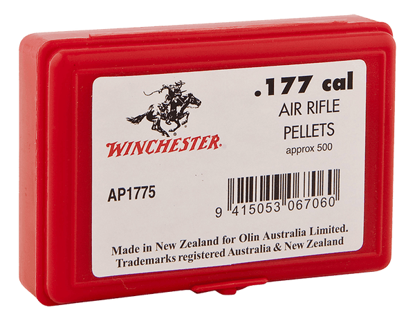 WINCHESTER SUPER X 177CAL AIR RIFLE PELLET - SKU: AP-1775, air-gun-pellets, Ammunition, under-50, winchester