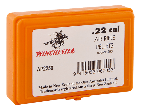 WINCHESTER SUPER X 22 CAL AIR RIFFLE PELLET - SKU: AP-2250, air-gun-pellets, Ammunition, under-50, winchester