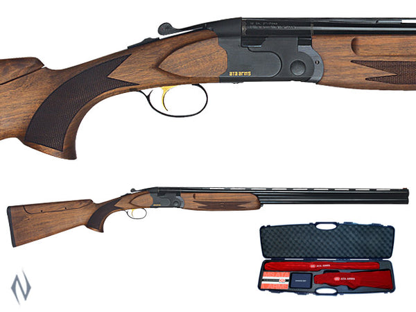 ATA 686B 12G 30 INCH BLACK ADJUSTABLE SPORTING SHOTGUN - SKU: ATA686BA a  from ATA sold by the best firearms store in Australia - Safari Firearms