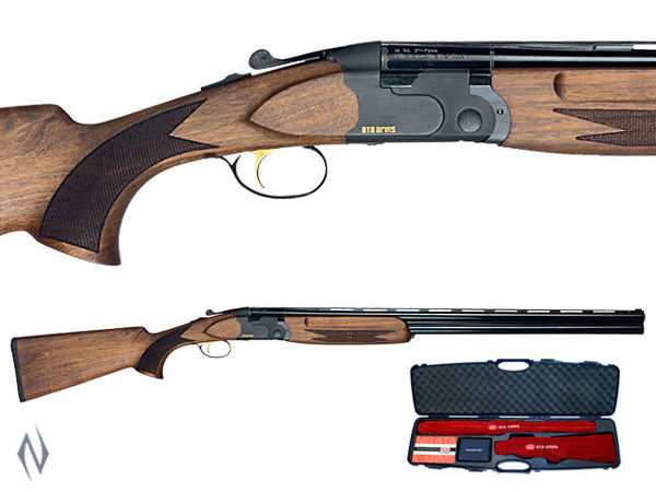 ATA 686B 12G 30 INCH BLACK SPORTING SHOTGUN - SKU: ATA686B a  from ATA sold by the best firearms store in Australia - Safari Firearms
