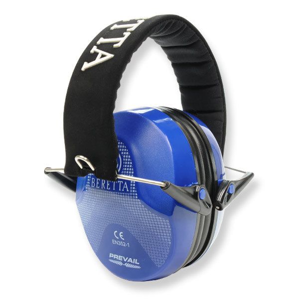 BERETTA EARMUFFS BLUE - SKU: CF10-0002-0560, 50-100, Amazon, beretta, earmuffs-ear-plugs, ebay, Shooting-Gear