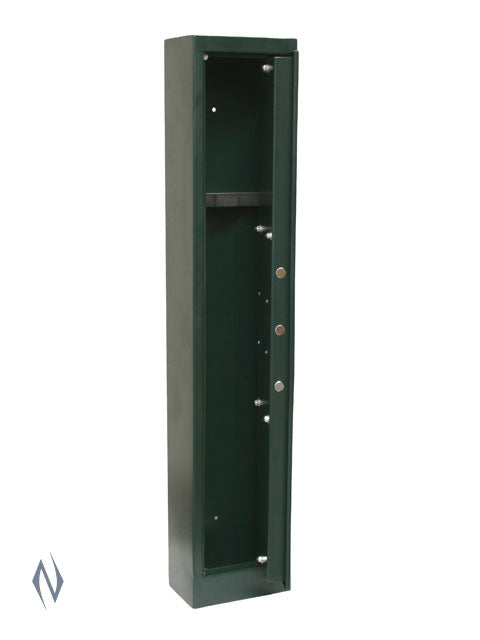 BIG IRON 2 GUN CABINET 1250 X 250 X 150 22KG - SKU: BIG-2 a  from BIG IRON sold by the best firearms store in Australia - Safari Firearms