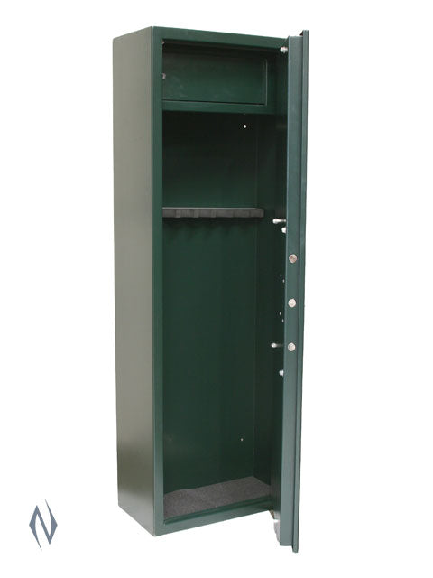 BIG IRON 8 GUN CABINET 1500 X 535 X 280 66KG - SKU: BIG-8 a  from BIG IRON sold by the best firearms store in Australia - Safari Firearms