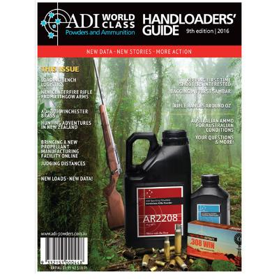 ADI RELOADING MANUAL - SKU: BK-ADI, adi, reloading-manuals, Reloading-Supplies, under-50