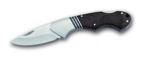 Buffalo River - Hunter Black Bear Knife - SKU: BRKBLA, Amazon, buffalo-river, ebay, folding-knives, Knives-Tools, under-50