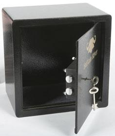 BUFFALO RIVER - Bronze Series Handgun Safe Cat H (300x300x200) (22kg) - SKU: BRS8131