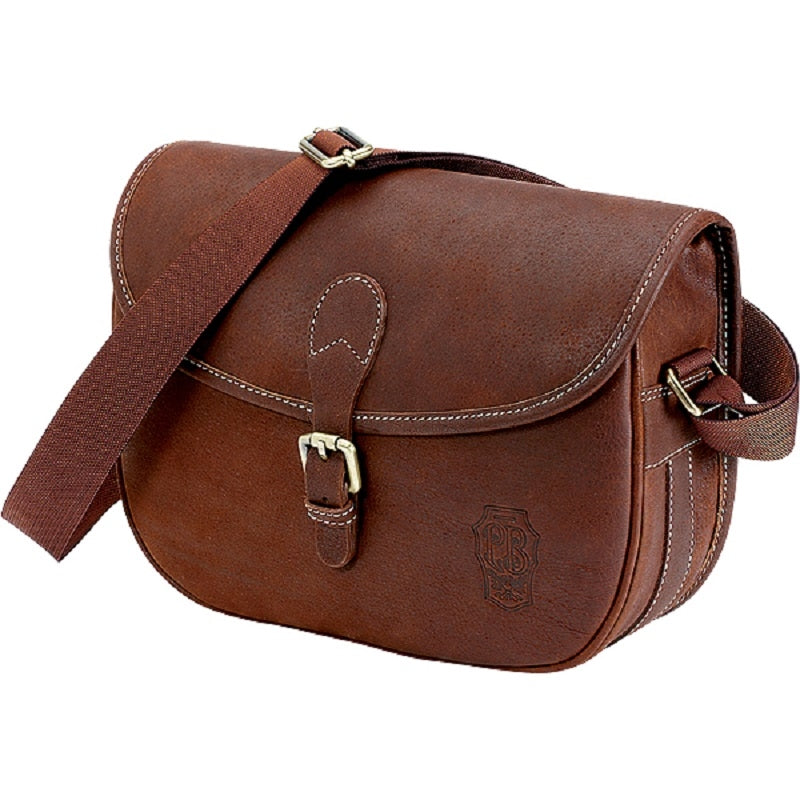 Beretta Leather Cartridge Bag - SKU: BS03-199-802, 200-500, Amazon, ammunition-carriers, beretta, ebay, Shooting-Gear