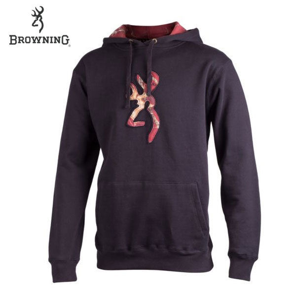 Browning Youth Buckmark Camo Hoodie Black XL - SKU: BYBCHBXL - Size: XL, Amazon, Apparel, browning, ebay, size-xl, sweaters, under-50