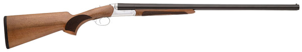 Huglu 200AE 12ga SXS 20IN - SKU: C112S20, 500-1000, Firearms, huglu, Shotguns, side-by-side-shotguns