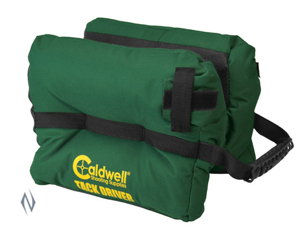 CALDWELL TACK DRIVER BAG FILLED - SKU: CALD-TDBAG, 100-200, caldwell, ebay, Shooting-Gear, shooting-rests-bags