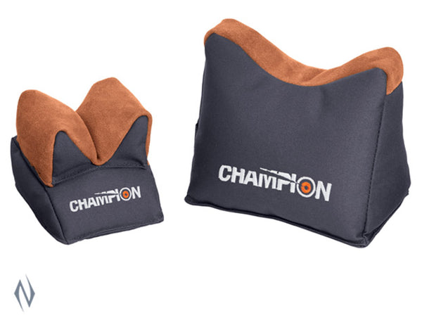 CHAMPION BENCH SHOOTING BAGS LARGE PAIR - SKU: CH40468 a  from CHAMPION sold by the best firearms store in Australia - Safari Firearms
