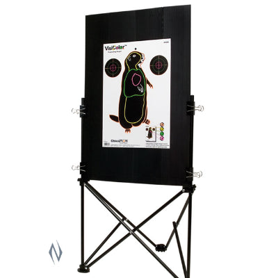 CHAMPION TARGET HOLDER FOLDING PAPER - SKU: CH40884, 50-100, Amazon, champion, ebay, metal-targets, Shooting-Gear, Targets-Target-Holders