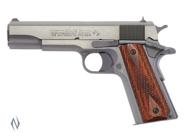 COLT 1991 GOVT BLUE 45 ACP 127MM - SKU: CO1991 a  from COLT sold by the best firearms store in Australia - Safari Firearms