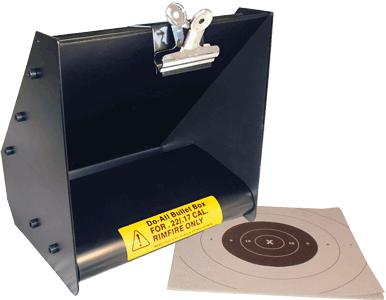 Do All - Bullet Box ** NEW - SKU: DATBT222, 100-200, air-gun-targets, Amazon, do-all, ebay, Shooting-Gear, Targets-Target-Holders