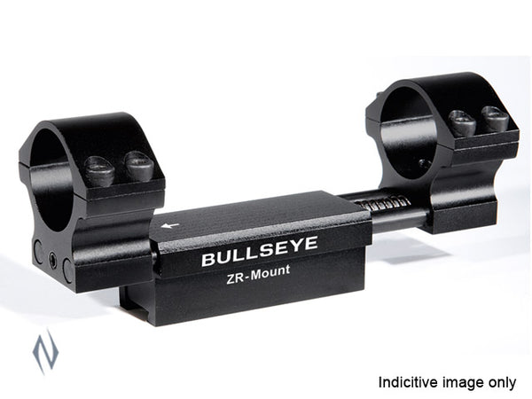 DIANA BULLSEYE ZR MOUNT DOVETAIL 30MM - SKU: DI41200410 a  from DIANA sold by the best firearms store in Australia - Safari Firearms