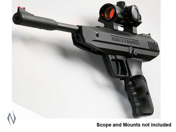 DIANA LP8 MAGNUM AIR PISTOL .177 180MM - SKU: DILP8 a  from DIANA sold by the best firearms store in Australia - Safari Firearms