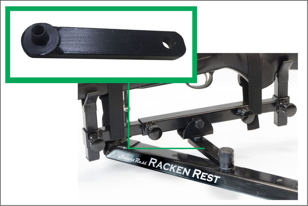 SMART REST - RACKEN REST - Double Swivel Mount - SKU: DSM, amazon, ebay, Shooting-Gear, shooting-rests-bags, smart-rest, under-50