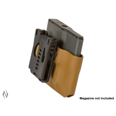 DESERT TECH SRS KYDEX MAGAZINE CARRIER FDE - SKU: DTKMC, 100-200, ammo-magazine-pouches, desert-tech, ebay, Shooting-Gear