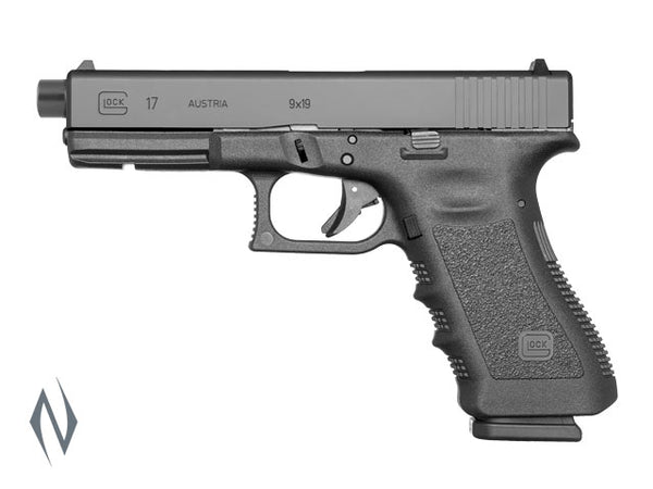 GLOCK 17A 9MM FULL SIZE 10 SHOT 122MM - SKU: GLOCK17A a  from GLOCK sold by the best firearms store in Australia - Safari Firearms