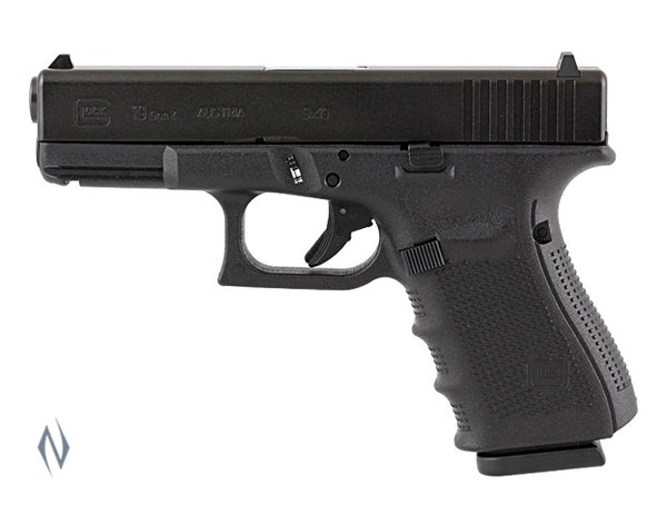 GLOCK 19C 9MM COMPACT 15 SHOT GEN4 102MM - SKU: GLOCK19CG4 a  from GLOCK sold by the best firearms store in Australia - Safari Firearms