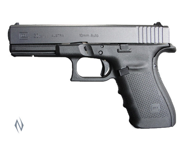 GLOCK 20 10MM FULL SIZE 15 SHOT GEN4 117MM - SKU: GLOCK20G4