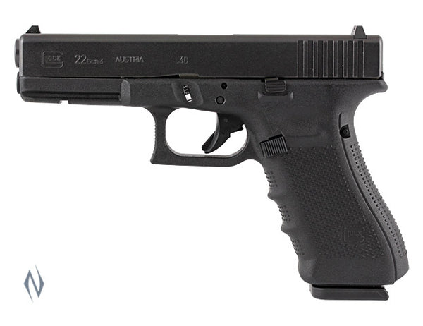 GLOCK 22 40 S&W FULL SIZE 15 SHOT GEN4 114MM - SKU: GLOCK22G4
