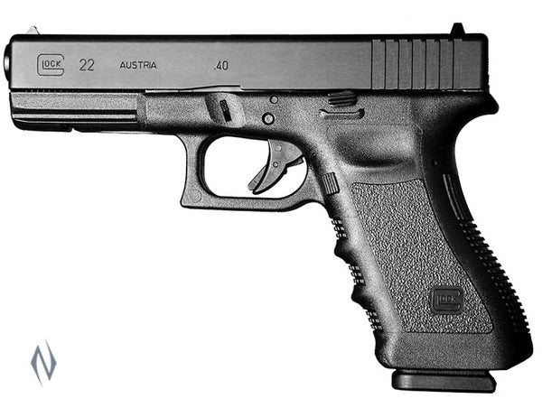 GLOCK 22 40 S&W FULL SIZE 15 SHOT 114MM - SKU: GLOCK22