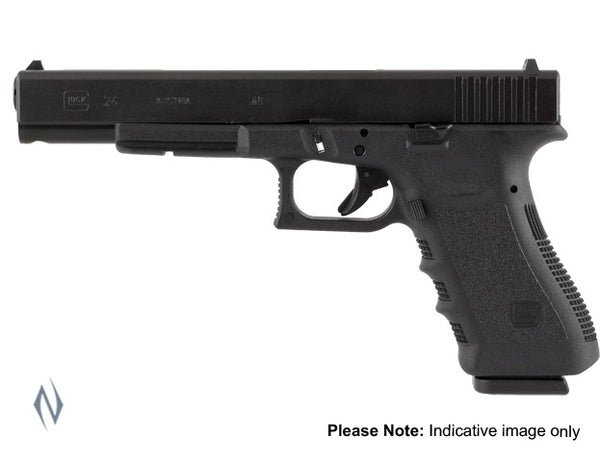 GLOCK 34 9MM 10 SHOT GEN4 135MM - SKU: GLOCK3410G4 a  from GLOCK sold by the best firearms store in Australia - Safari Firearms