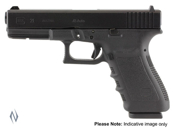 GLOCK 37 45 GAP FULL SIZE 10 SHOT 114MM - SKU: GLOCK37