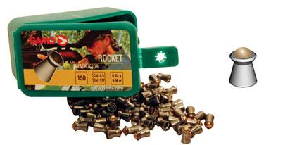 Gamo - Rocket Pellets .177 (pkt 150) (Price / Packet) - SKU: GPROCK177, air-gun-pellets, Ammunition, gamo, under-50